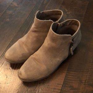 Women's little booties